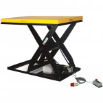 Подъемные столы